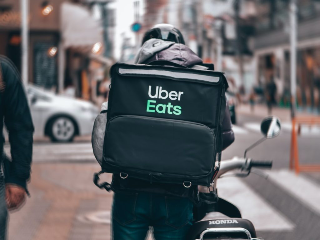 【Uber Eats】ウーバーイーツ配達パートナー(配達員)という仕事image