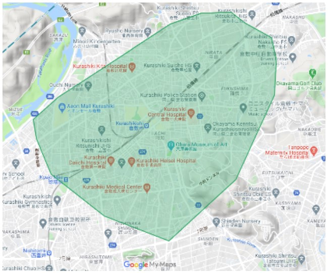 岡山県:倉敷市 パートナー募集!