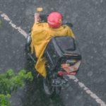 【Uber Eats】配達パートナー【おすすめ雨具】雨対策で快適に稼ぐ!image