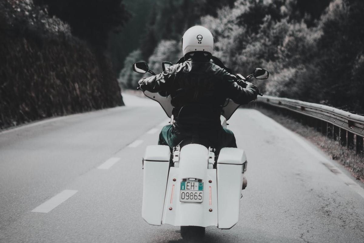 Uber Eatsバイク組は自転車組の来づらい場所が得意